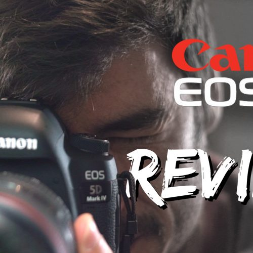 Cámara Canon EOS 5D Mark IV – Review