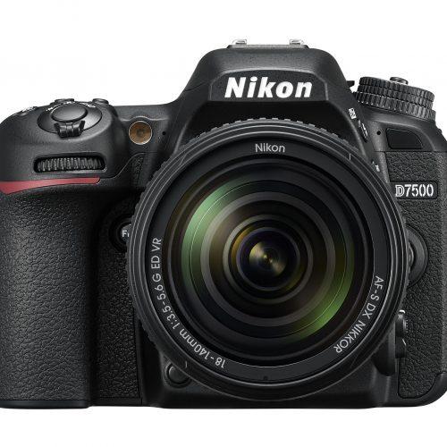 Nikon D7500 anuncio oficial