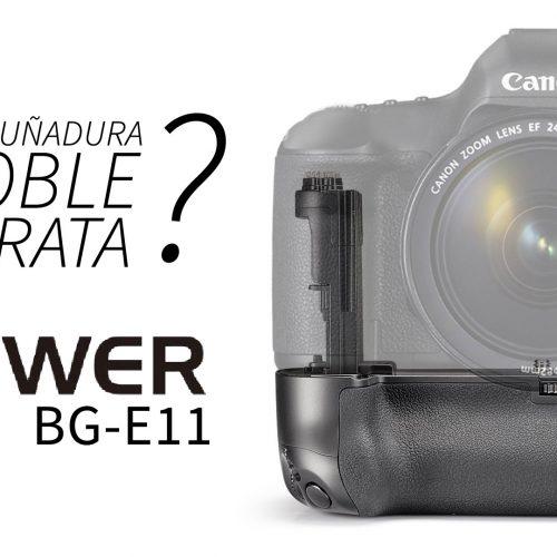 Empuñadura Neewer BG-E11