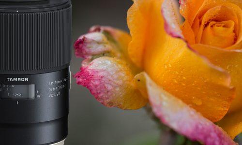 Objetivo Tamron 90mm Macro f2.8 – Review