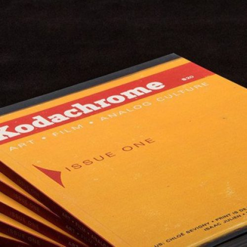 Kodak lanza el primer número de Kodachrome Magazine