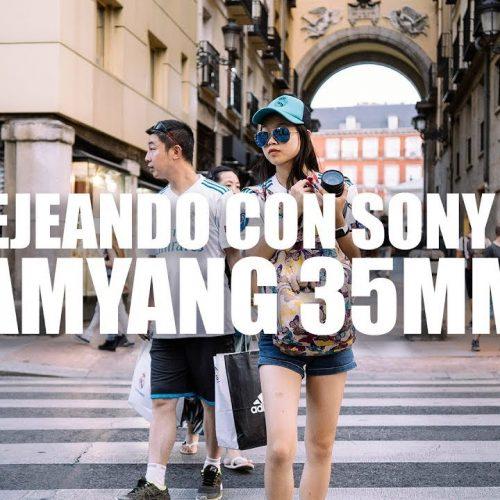 Objetivo Samyang AF 35mm f2.8 FE