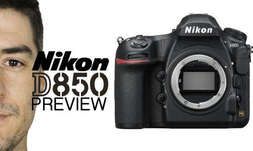 Nikon D850 Preview