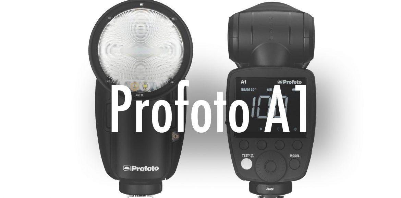 Flash Profoto A1