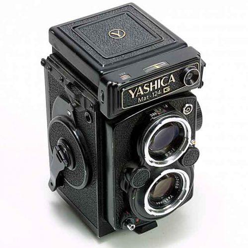 Vuelve un clásico, Yashica