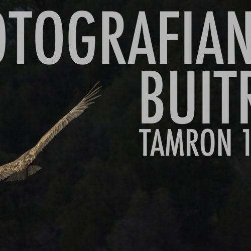 Review Tamron 18-400 – Hoces del Duratón