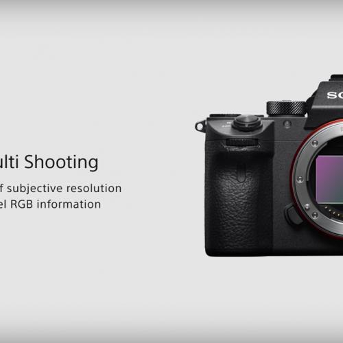 Pruebas de la función Pixel Shift y Sony A7R III