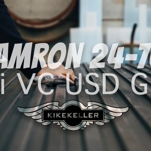 Tamron 24-70 Di VC USD G2 – Review