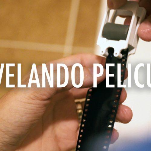 Revelando película a color en casa – Tetenal Colortec C-41