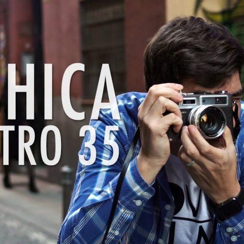 Yashica Electro 35 – Fotografía analógica