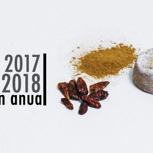 Resumen anual 2017 – Anécdotas, mejor equipo y Challenge
