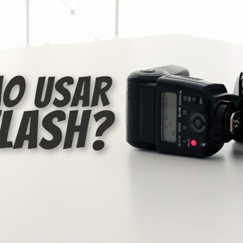 ¿Como usar el flash?