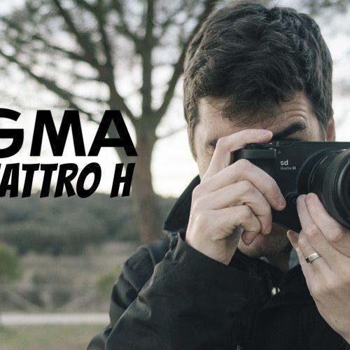Sigma SD Quattro H – La cámara más rara del mundo