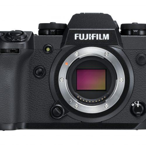Cámara Fujifilm X-H1 – El tamaño ya no importa