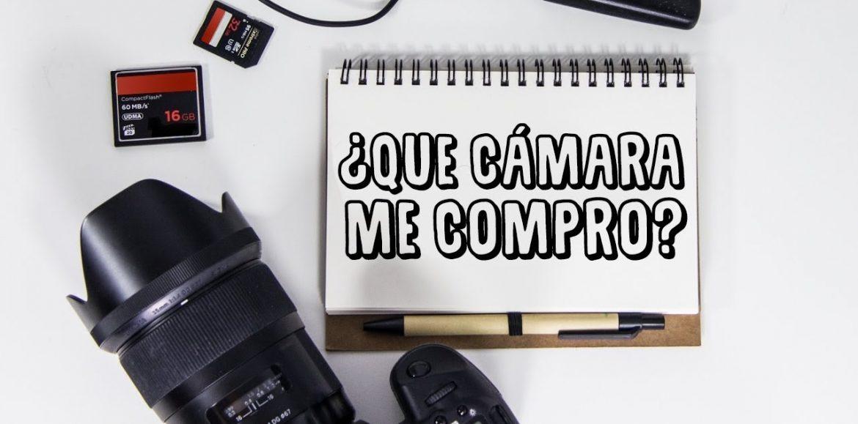 ¿Que cámara me compro? Preguntas y Respuestas 042