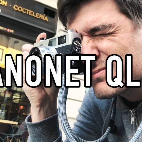 Canonet QL17 – fotografía callejera por Madrid