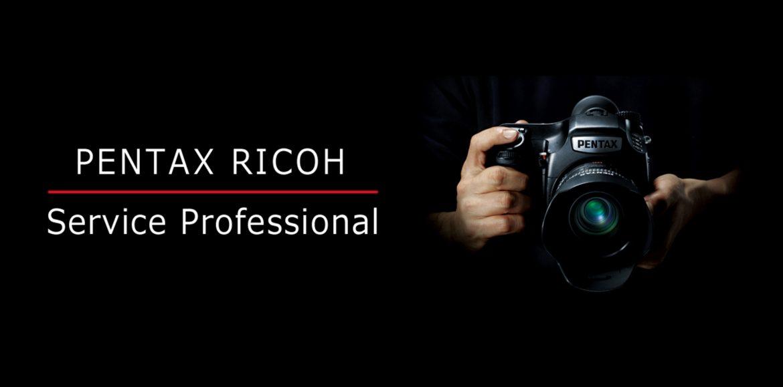 Ricoh-Pentax anuncia el servicio para profesionales