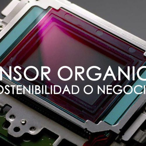 ¿Que hay detrás de los sensores orgánicos?