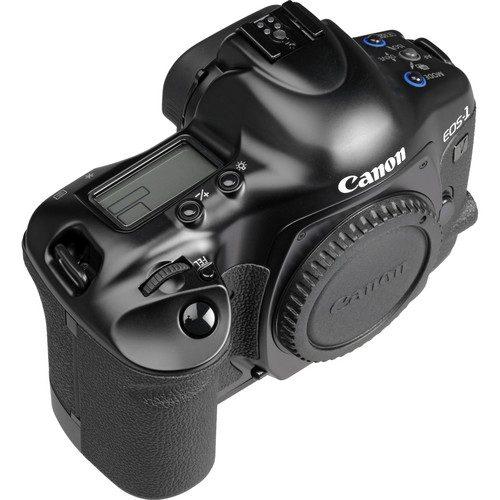 Canon EOS 1V – El fin de una era