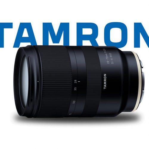 Problemas en el nuevo Tamron 28-75 montura E