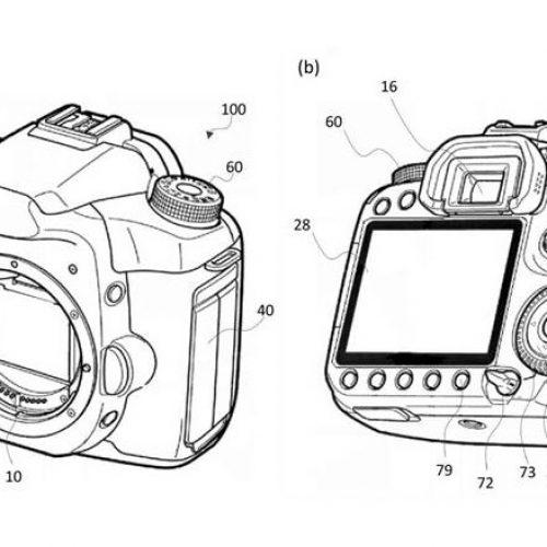 Patente de Canon para cámaras sin espejo
