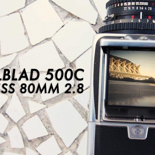 Hasselblad 500C una de las mejores cámaras de la historia