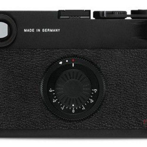 Filtrada la nueva Leica M10-D