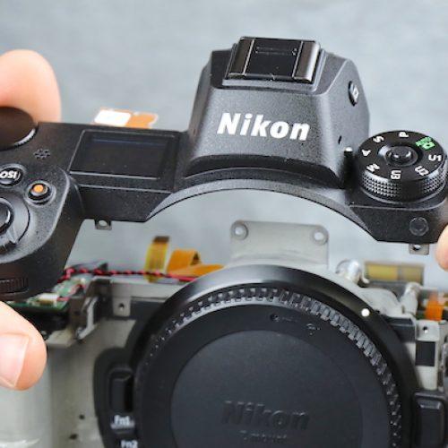 La Nikon Z7 es la sin espejo mejor construida