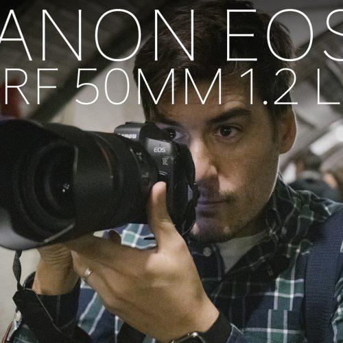 Canon EOS R + RF 50mm f1.2 L en Anden 0