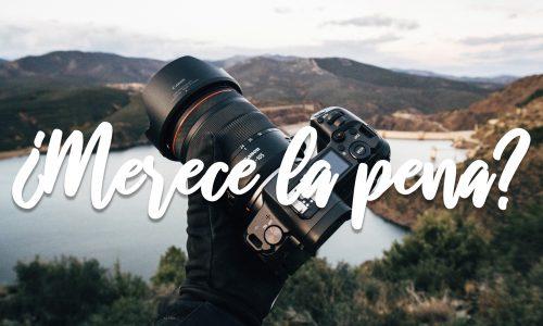 Canon EOS R ¿Merece la pena?