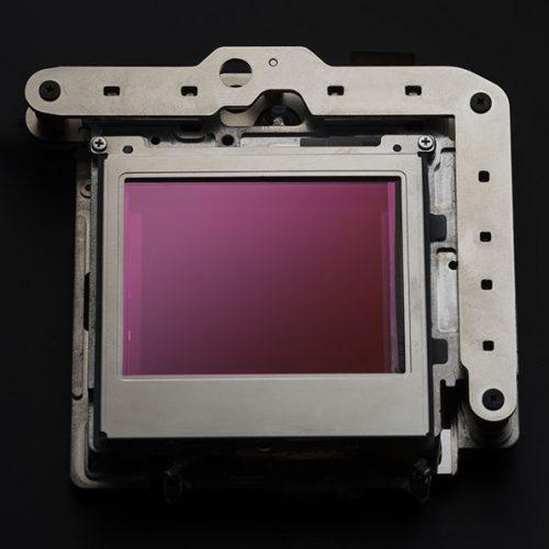 Esta es la patente del sensor estabilizado de Canon
