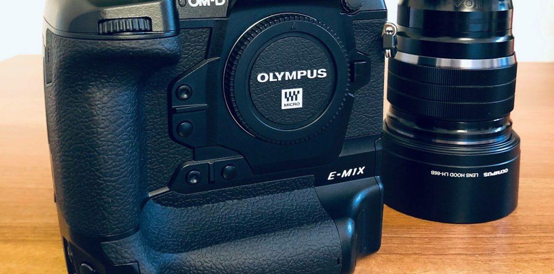 Olympus OM-D EM1X