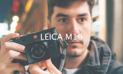 Leica M10 la cámara FF más cara