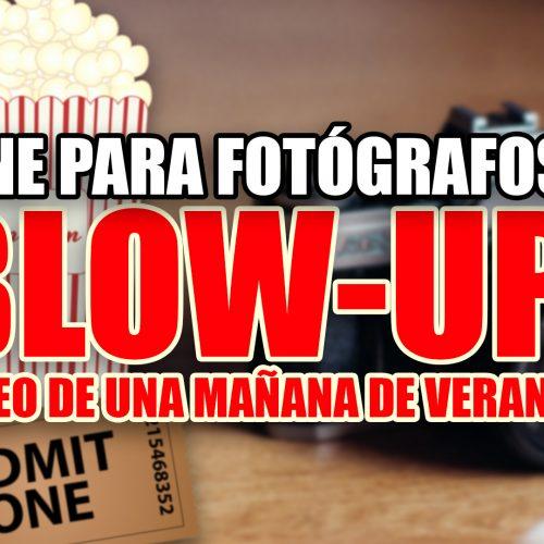 Cine para fotógrafos – Blow Up (Deseo de una mañana de verano)