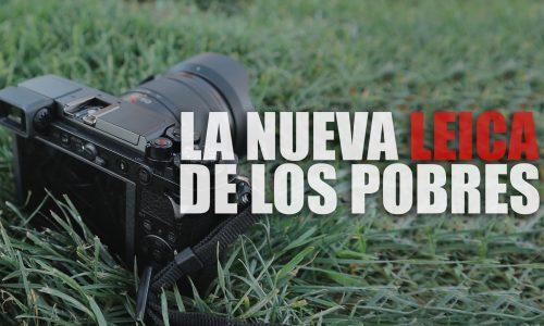 """Panasonic GX9 – La nueva """"Leica de los pobres"""""""