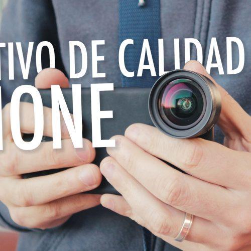 Una óptica de calidad para Iphone