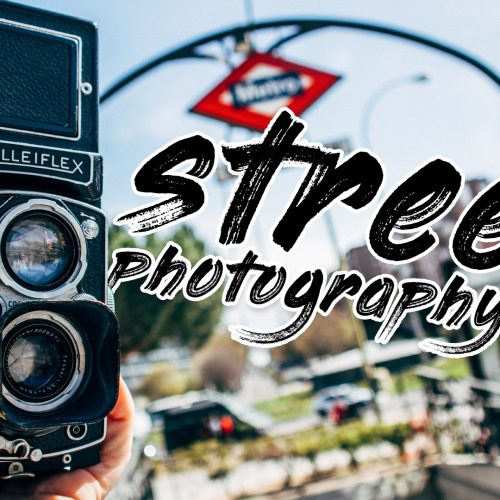 Street Photography con Rolleiflex 3,5F