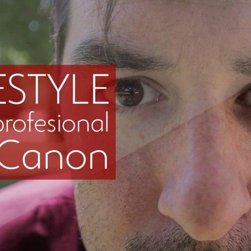 Mejora el vídeo de tu Canon con CineStyle