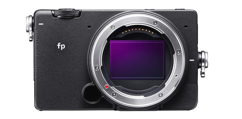 Nueva cámara Sigma FP Full frame y montura L