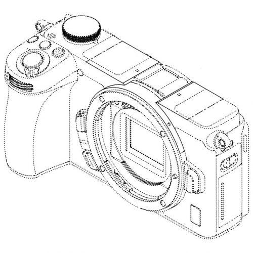 Patente de Nikon Z APS-C