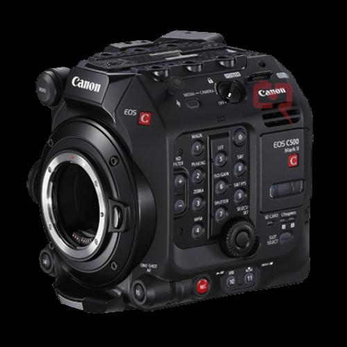 Canon Cinema EOS C500 II filtrada