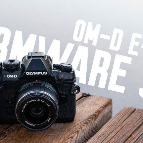 Actualización para O-MD E-M1II ¿Una nueva cámara?