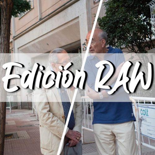 Edición RAW – Fotografiando calles Ep.1