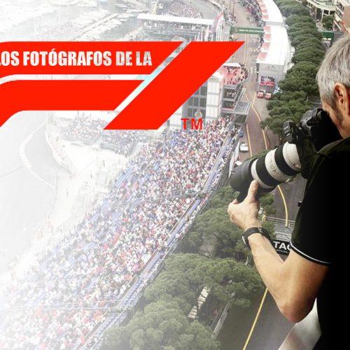 Los fotógrafos de la Formula 1