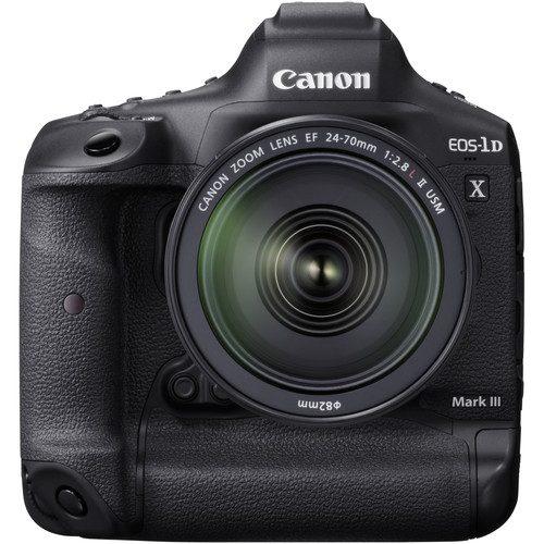 Canon EOS 1DX MARK III – Lo que sabemos