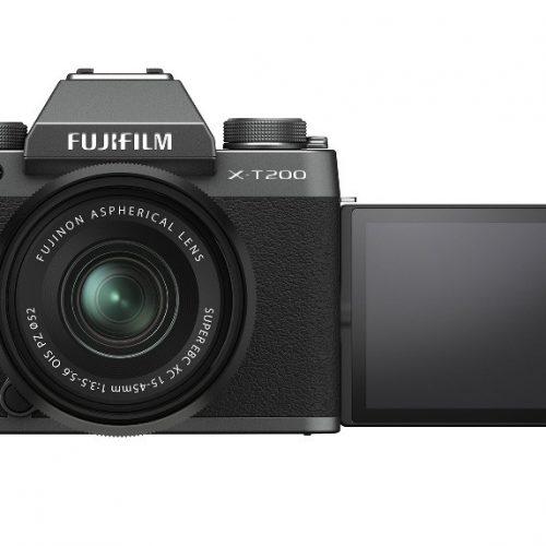 Nueva Fujifilm X-T200
