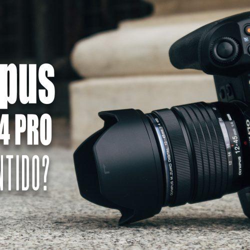 Olympus 12-45mm f4.0 PRO ¿Tiene sentido?