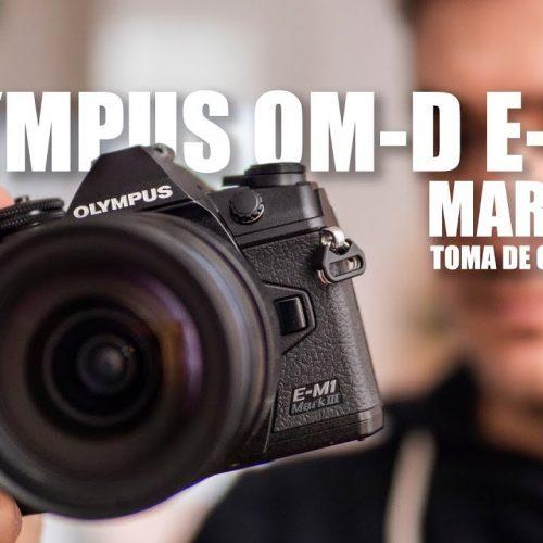 Olympus OM-D E-M1 Mark III