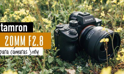Tamron 20mm f/2.8 Di III OSD